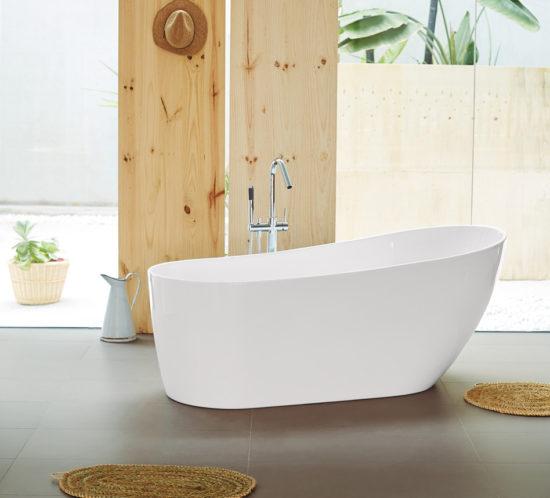 bañeras exentas