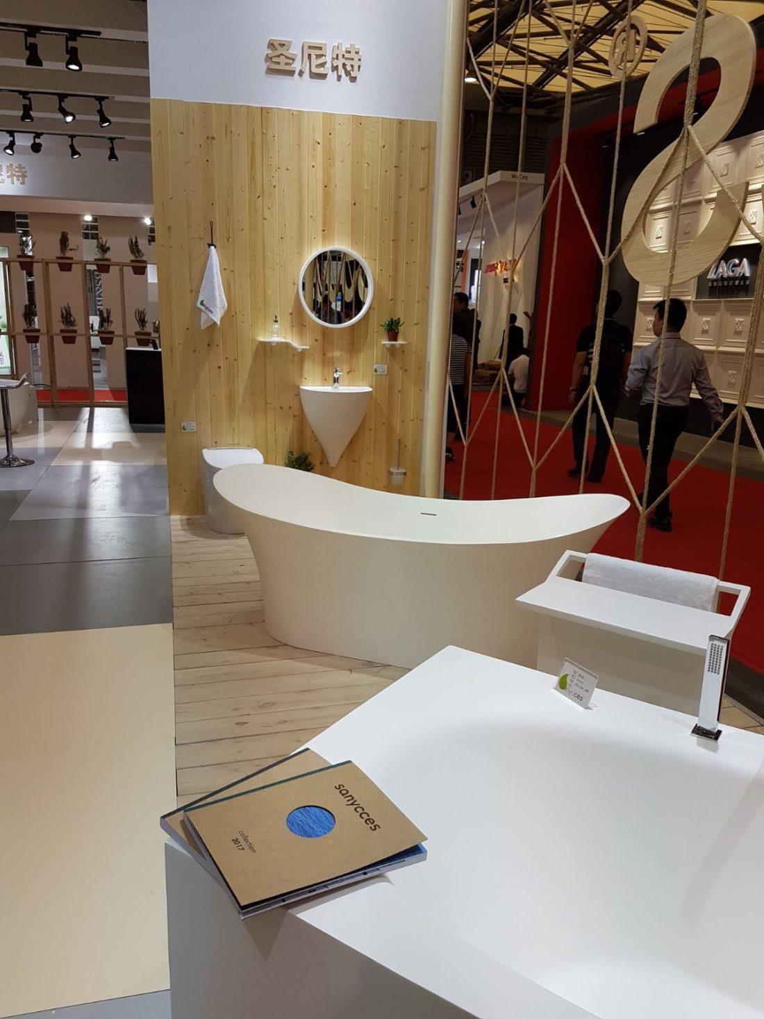 sanycces present au salon kitchen and bath shanghai 2017 sanycces. Black Bedroom Furniture Sets. Home Design Ideas