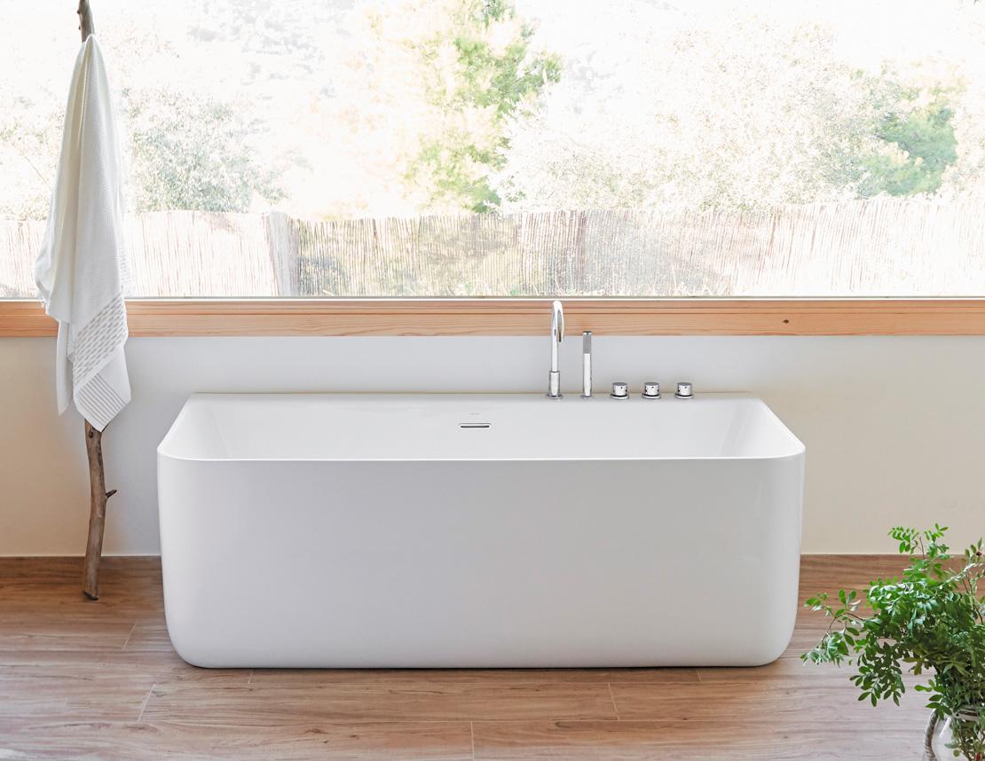 bañera y ducha