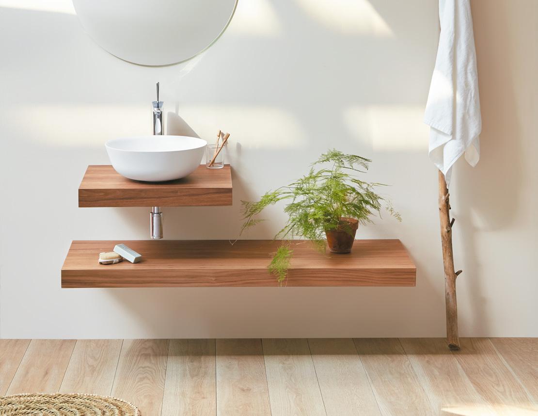 muebles de baño modernos suspendidos