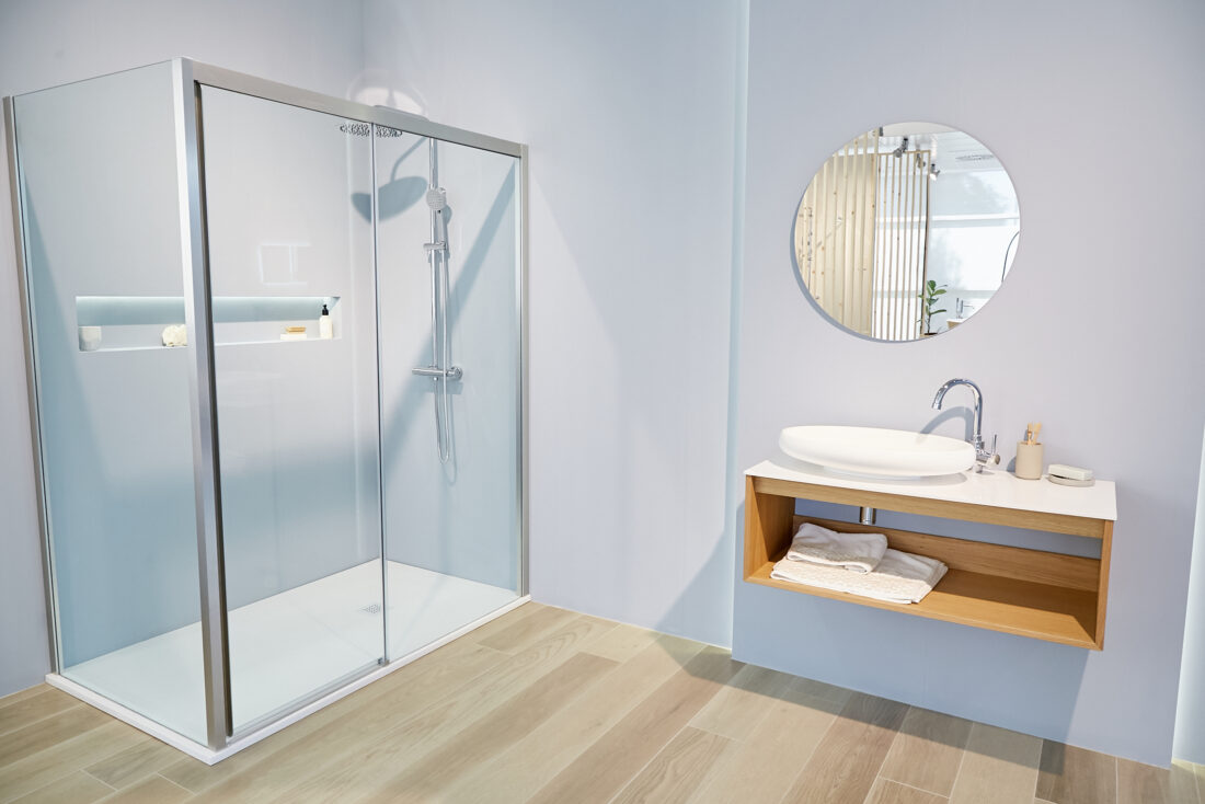 Couleur Tendance Salle De Bain 2019 salles de bains modernes: tendances 2019 | sanycces